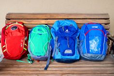 After two weekend camping trips and several months of local hikes and neighborhood walks, we've found that the best outdoor backpacks for kids are the REI Sprig 12 for younger kids (up to about age…