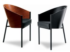 Icons of design by Starck : Costes Chair from Driade
