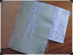 2009 - Desenvolvimento de Coleção - Coleção de Formatura - 'Encantado Olhar Imenso' - Book