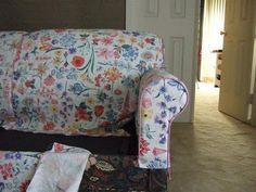Thing: Capa para sofá