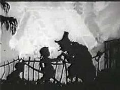 ▶ Lotte Reiniger - Hansel and Gretel (1955) Cut-paper silhouettes called scheren-schnitte. No evil stepmother or death in an oven!