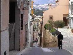 POLOP DE LA MARINA- ALICANTE - YouTube
