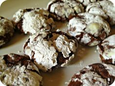 Life's Simple Measures: Dark Chocolate Lava Cookies.  Gluten free