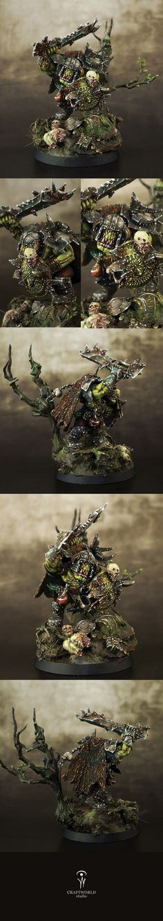 Orc Warboss v1.1