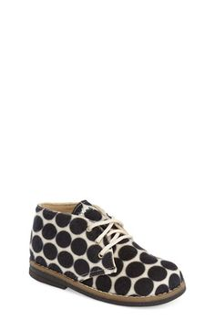 Free shipping and returns on Primigi 'Zizzy' Lace-Up Bootie (Baby, Walker & Toddler) at Nordstrom.com. Smooth suede or leather in a charming vintage-floral print shapes a lightweight chukka boot trimmed with contrast stitching.