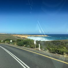 Not a bad view from the office! #greatoceanroad #12apostles #discoveraustralia #discovervictoria #ocean #surf #tourism #tourguide #bus #roadtrip #australia #nofilter #iphone by nomadsway http://ift.tt/1ijk11S