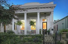 Irish Channel House With Party-Ready Patio Back on the Market, Asking $799K - Price Choppers - Curbed NOLA