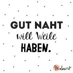 Gut Naht will Weile haben - via Makerist.de