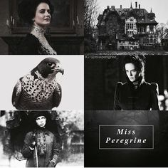 ch: miss peregrine - miss peregrine's home for peculiar children ; ransom riggs