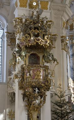 german rococo churches | Recent Photos The Commons Getty Collection Galleries World Map App ...