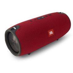 Grab it fast JBL Xtreme Portable Wireless Bluetooth Speaker - Red (Certified Refurbished) Bluetooth Gadgets, Waterproof Bluetooth Speaker, Usb, Passive Radiator, Speaker Design, Bluetooth Speakers, Portable Speakers, Room Speakers, Refurbished Electronics
