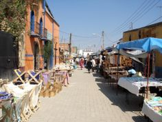 Tonala, Mexico, Winter 2008 (interesting local market, lots of crafts)