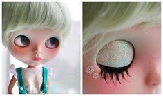 Photos: Tinkerina.Tea, Simply Peppermint custom and her glitter lids.