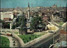 TOPHANE - 1960 Kılıçali Paşa Camii ve Çeşmesi