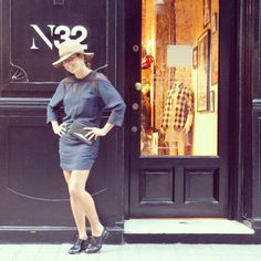 Total look #IROParis in #N32 #Bilbao https://www.facebook.com/n32bilbao