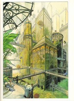 http://www.ideafixa.com/cidades-fantasticas-um-livro-em-quadrinhos-para-te-fazer-suspirar/