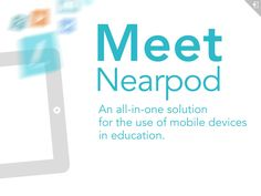 Welcome! Launch this NPP to learn about Nearpod :) Find this and much more for free on the Nearpod Store in the Nearpod app www.nearpod.com or download it here http://np1.nearpod.com/sharePresentation.php?code=d801e22f24a3628006e2842240dddaad