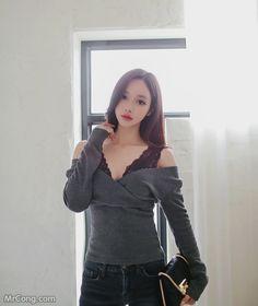 Người đẹp Yoon Ju trong bộ ảnh thời trang tháng 1/2017 (238 ảnh)