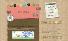 40 Free Beautiful Blogger Templates, Part III