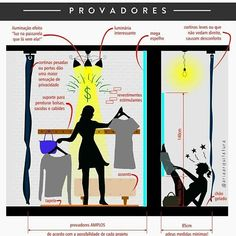 Estudo de layout de provadores por @ariaarquitetura #archpage #provador #layout… Boutique Interior, Bridal Stores, Shop Interiors, Visual Merchandising, Dressing Room, Store Design, Showroom, Branding, Man Shop