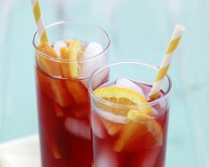 Perfect Sunday for Iced Tea (Get the recipes!)