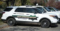 Butte County (CA) Sheriff K-9 Unit # 1832 Ford Interceptor Utility
