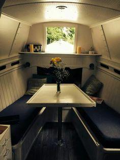 I like Narrowboat Interiors, Corner Desk, Thoughts, Furniture, Home Decor, Corner Table, Decoration Home, Room Decor, Home Furnishings