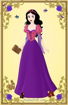 Snow White's daugther by Disneyfreak3 on deviantART