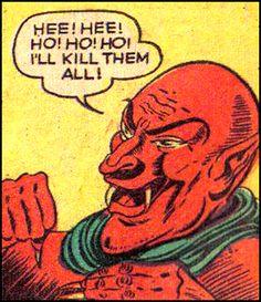 Hee! Hee! From 'Pocket Comics' # 2