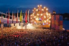 Festival - Solar Weekend - Netherlands - Festivals