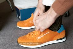 KLM Has Designed a Sneaker 'Optimized' for Amsterdam - Print (video) - Creativity Online