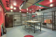 Art space basement