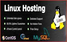 You can get affordable Linux hosting service at Tech Logic Solution. http://www.techlogicsolutions.com/hosting/