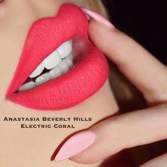 "Anastasia Beverly Hills - ""Electric Coral"" Photo Credit: Instagram @JadeyWadey180"