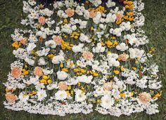 Tapete de flores do altar ohlindeza.com