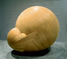 Martin Puryear 'alien huddle', 1993 at: national gallery of art, washington dc from: june - september 2008 Sculpture Head, Abstract Sculpture, Wood Sculpture, Organic Sculpture, African American Artist, American Artists, Martin Puryear, Green Moon, Art Folder