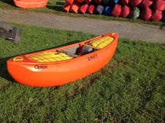 "Over the past few years, the Option whitewater canoe has undergone a good bit of evolution. This week's ""From the Shop"" looks at the different versions and explains the changes, … Canoe And Kayak, Kayaking, Shopping, Kayaks"