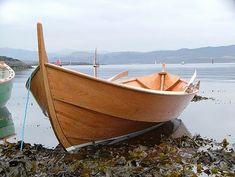 Viking skiff...