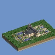 Hughoriev Mansion Minecraft Project