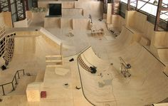 indoor skatepark - Google Search