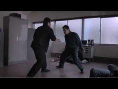 HIGH KICK GIRL! 2nd promo (映画「ハイキック・ガール!」特報)40秒頃、杉澤一郎支部長。