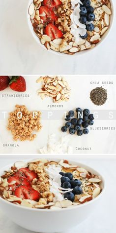 Energizing Smoothie Bowl