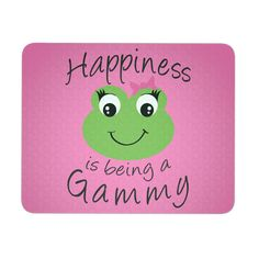 Happiness is being a Gammy - Mouse Pad