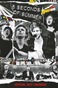 Our official 2017 calendar is here! 5sosf.am/JaZims