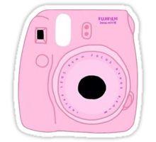 Instax Polaroid Camera Sticker