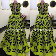 Yellow Ankara Dress, Neon Purple Electric Bulb Maxi butterfly dress, prom dress, African dresses for wedding, African dresses for prom African Dresses For Women, African Print Dresses, African Attire, African Wear, African Fashion Dresses, African Women, Nigerian Fashion, Ghanaian Fashion, African Prints