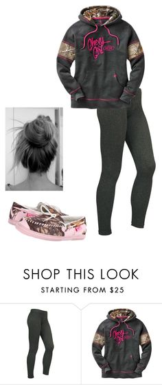 """""""Lazy Day"""" by realtreegirl15 ❤ liked on Polyvore featuring Lauren Ralph Lauren, Realtree and M&F Western"""