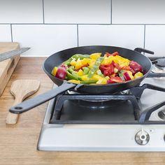 Element Cookware Cast Iron skillet. elementcookware.com.au