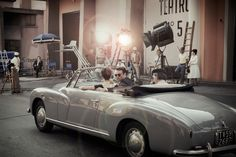 Behind the Camera. The making of 'Vai Paparazzo!' @  pers.sl/78ky :: #PersolCellor Persol, Timeless Classic, Golden Age, Eyewear, Campaign, Style, Swag, Eyeglasses, Sunglasses