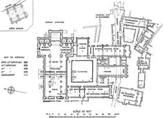 monastery floorplans | the broader of architect ken monasteryhanda p long term project